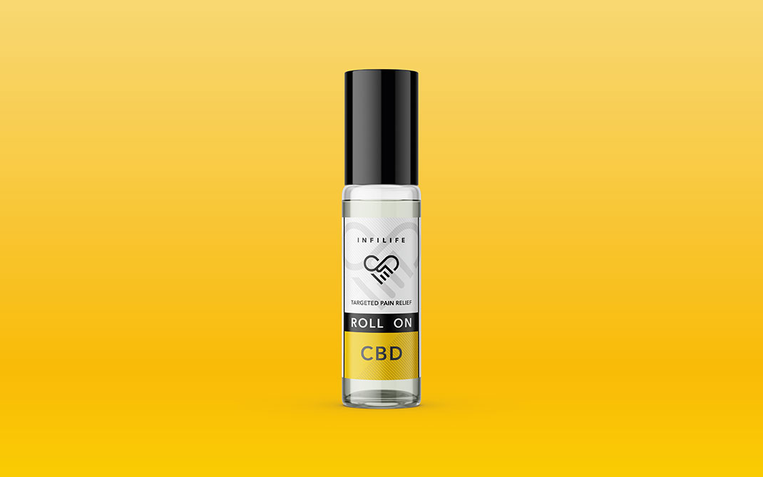 CBD Roll-On Infilife CBD