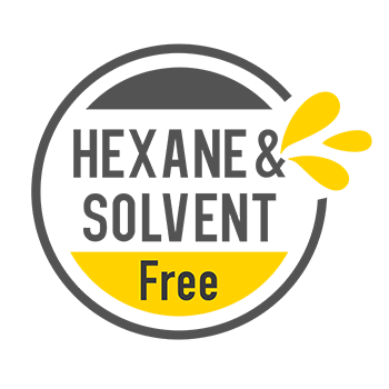 Hexane and Solvent Free